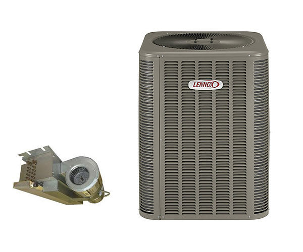 3 Ton First Company 14ACXS036-230A 14 SEER with 36HX Lennox Air Handler