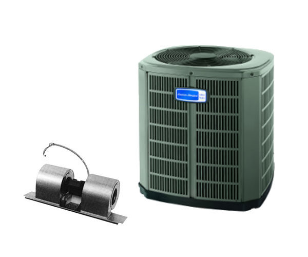 1.5 Ton First Company 4A7A4018L1000A  14 SEER with 24HX5 Air Handler