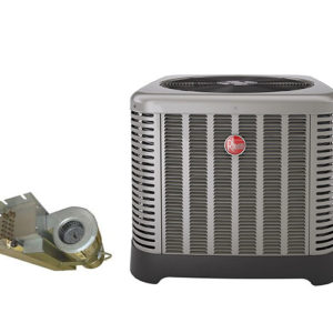 2 Ton First Company RA1624AJ1NA  16 SEER with 30HX Rheem Air Handler
