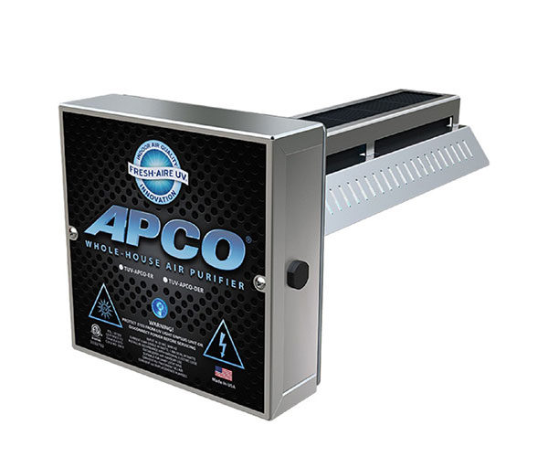 Fresh Aire TUV-APCO-ER In-duct Air Purifier