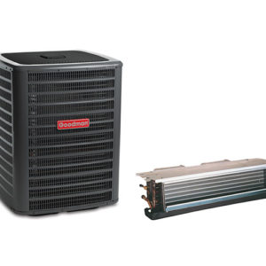 2 Ton Goodman GSX160241 16 SEER with ACNF30 Air Handler