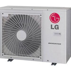 LG LMU30CHV 30000 BTU 22 SEER Ductless Mini Split System
