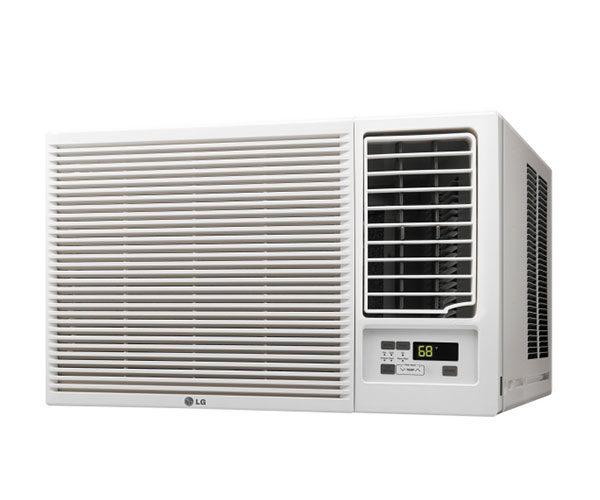 LG LW1216HR 12000 BTU 11.3 EER Air Conditioner
