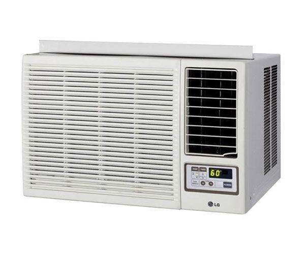 LG LW2412HR 23500 BTU 8.5 EER Air Conditioner