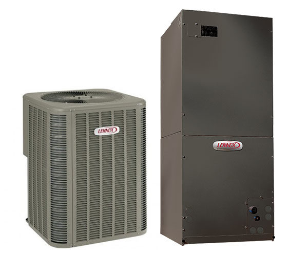 5 Ton Lennox 14ACX-059-230  14 SEER with CBX27UH-060 Air Handler