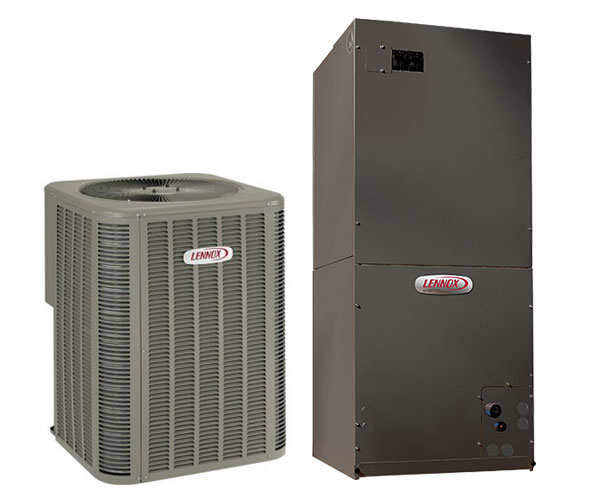 5 Ton Lennox 14acx 059 230 14 Seer With Cbx27uh 060 Air