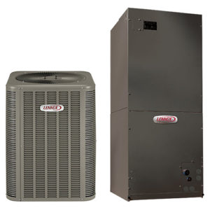 1.5 Ton Lennox 14ACXS018-230 14 SEER with CBX27UH-018 Air Handler