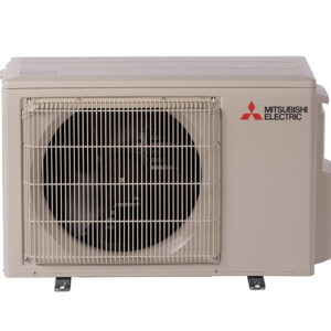 3/4 Ton Mitsubishi 9000 BTU 24.6 SEER Air Conditioner