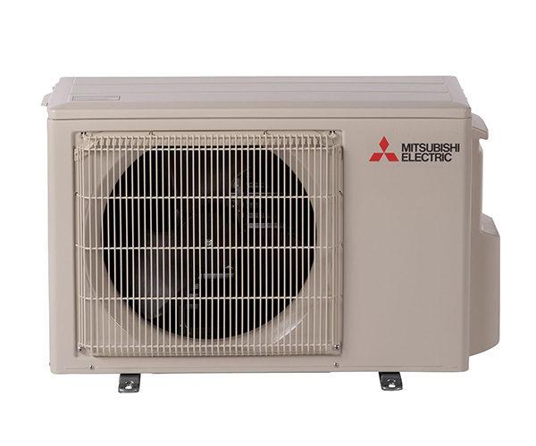 3/4 Ton Mitsubishi 9000 BTU 24.6 SEER Air Conditioner