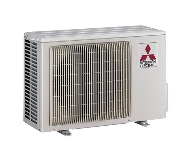 2 Ton Mitsubishi 22400 BTU 18 SEER Heater