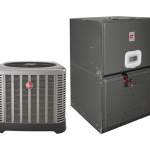 3 Ton Rheem Raca14036ajd000aa 14 Seer Cool Air Usa