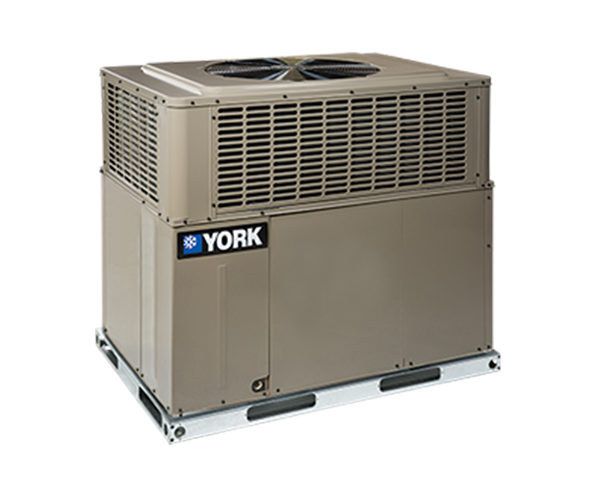 2 Ton York PCE4A2421 14 SEER Package Unit