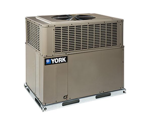 5 Ton York PCE6B6021 16 SEER Package Unit