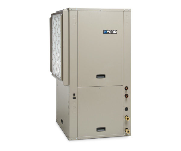 3.5 Ton York YBSV041T Water Cooled 13.5 EER Package Unit