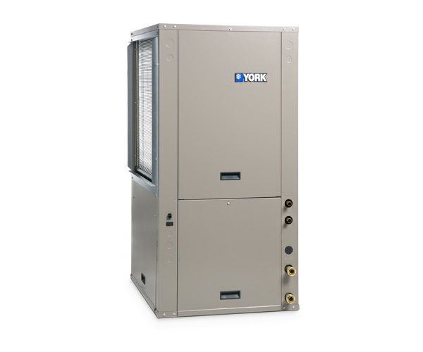 5 Ton York YBSV060T Water Cooled 13.5 EER Package Unit