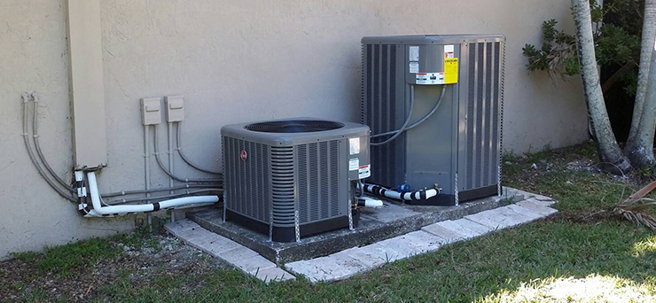 ac install Fort Lauderdale